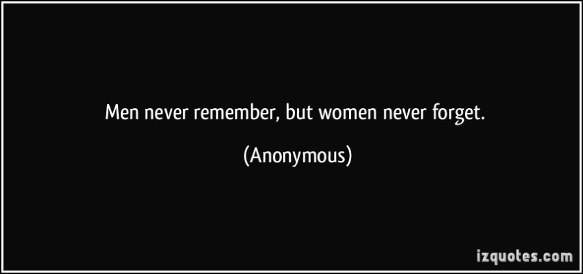 quote-men-never-remember-but-women-never-forget-anonymous-353848